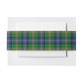 Jones Scottish Tartan Belly Band