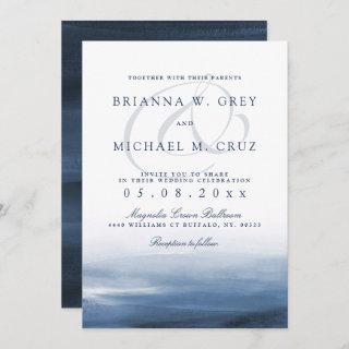Lake Harbor Wedding Invitations