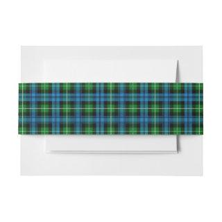 Lamont Scottish Tartan Belly Band