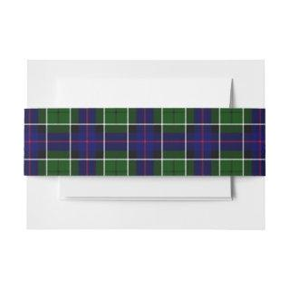 Leslie Scottish Tartan Belly Band