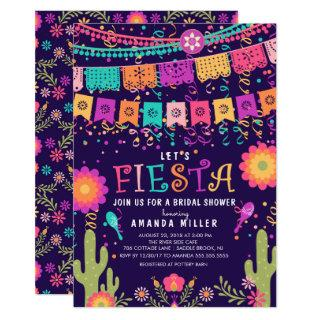 Let's Fiesta Party | Bridal Shower Invitations