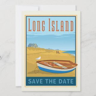 Long Island, New York | Save the Date - Photo