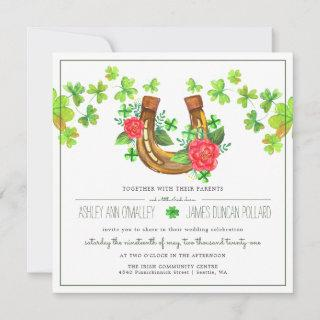 Lucky in Love | Irish Wedding Invitations