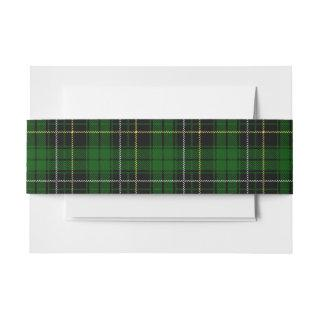 MacAlpine Scottish Tartan Belly Band