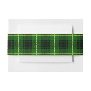 MacArthur Scottish Tartan Belly Band
