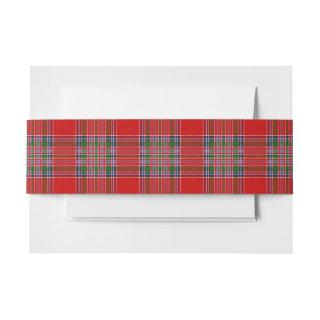 MacBean Scottish Tartan Belly Band