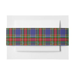 MacBeth Scottish Tartan Belly Band