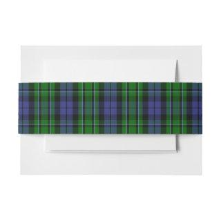 MacCallum Scottish Tartan Belly Band