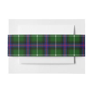 MacDonald Of The Isles Scottish Tartan Belly Band