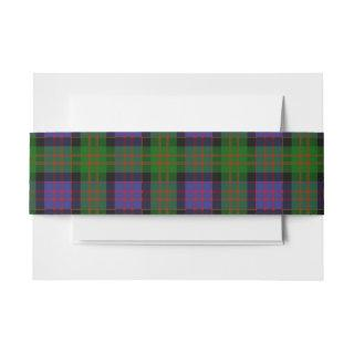 MacDonald Scottish Tartan Belly Band