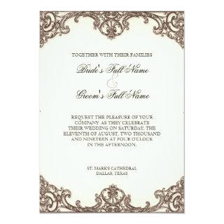 Magnolias n Bird of Paradise - Wedding Invitations