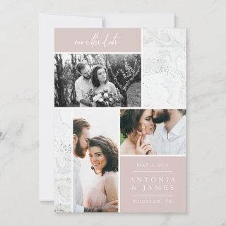 MARBLE BOXES SAVE THE DATE