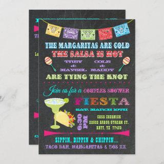 Mexican Fiesta Couples Bridal Shower