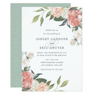Midsummer Wedding Invitations