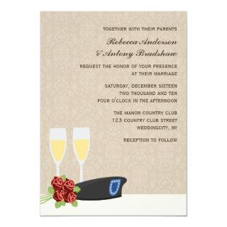 Military Wedding Invitations