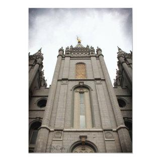 mormon lds salt lake city ut temple invitation