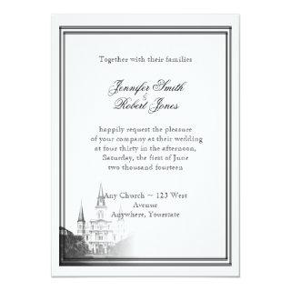 New Orleans Destination Wedding Invitations