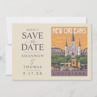 New Orleans, LA | Save the Date