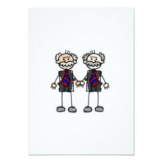 Old Male Lovers Invitations