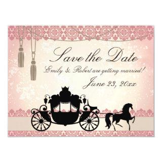 Once Upon a Time Save the Date Magnetic Invitation