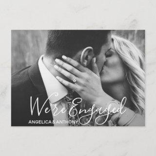 Personalized ENGAGEMENT PARTY Invites | Add PHOTO