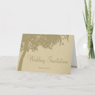 Personalized Wedding  with RSVP