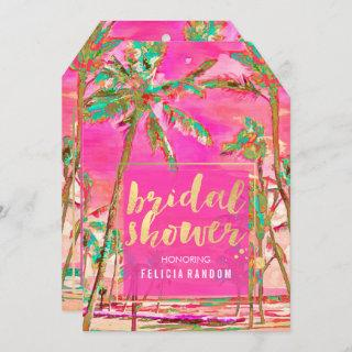 PixDezines Hawaii/Beach/Bridal Shower Invitations