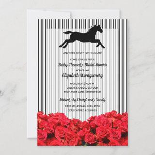 Race Horse Roses Derby Bridal Shower