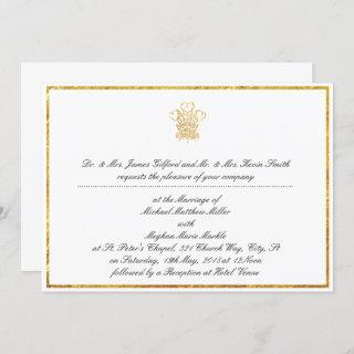 Royal Wedding Invitations Replica | UK London