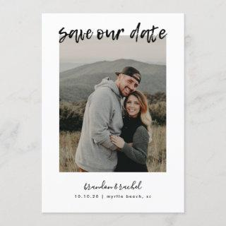 Save our Date Wedding Invitations