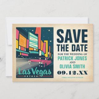 Save the Date | Las Vegas, NV