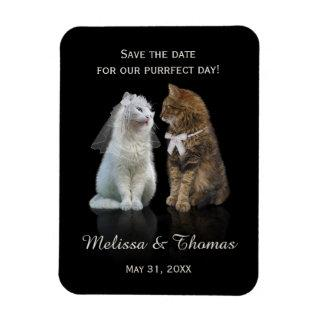Save the Date of our Purrfect Day Magnet