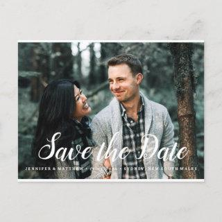 Save the Date Photocard Invitations