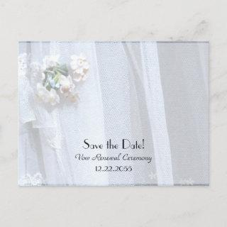 Save the Date Vow Renewal Ceremony Invitation