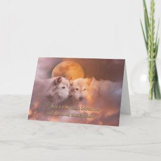 Soul Mate Congratulations Wedding Day Card