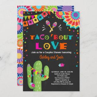 Taco Bout Love Fiesta Couples shower