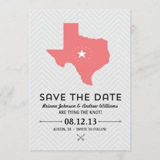 Texas State Save the Date