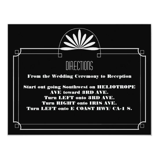 Theatre Ticket Reception Invitations