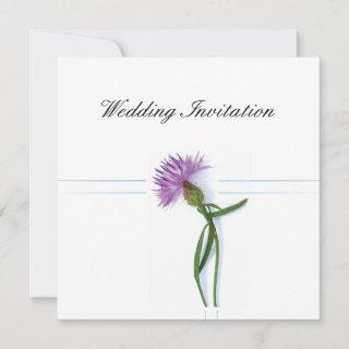 Traditional Scottish and Celtic Wedding Thistle Th