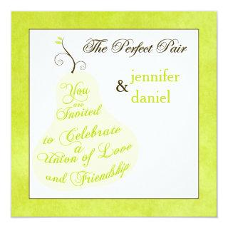 Wedding Invitations | The Perfect Pair