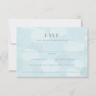 Wedding RSVP for Destination Weddings