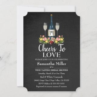 Winery Or Wine Bridal Shower