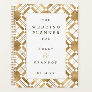 Yellow Gold & Any Color Farmhouse Rustic Wedding Planner