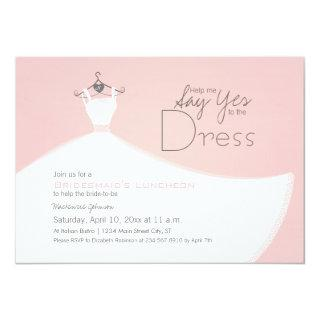 Yes to the Dress Invitations